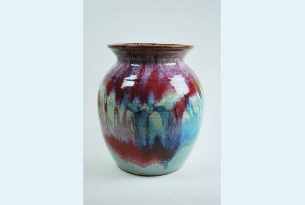 Large Flared Vase