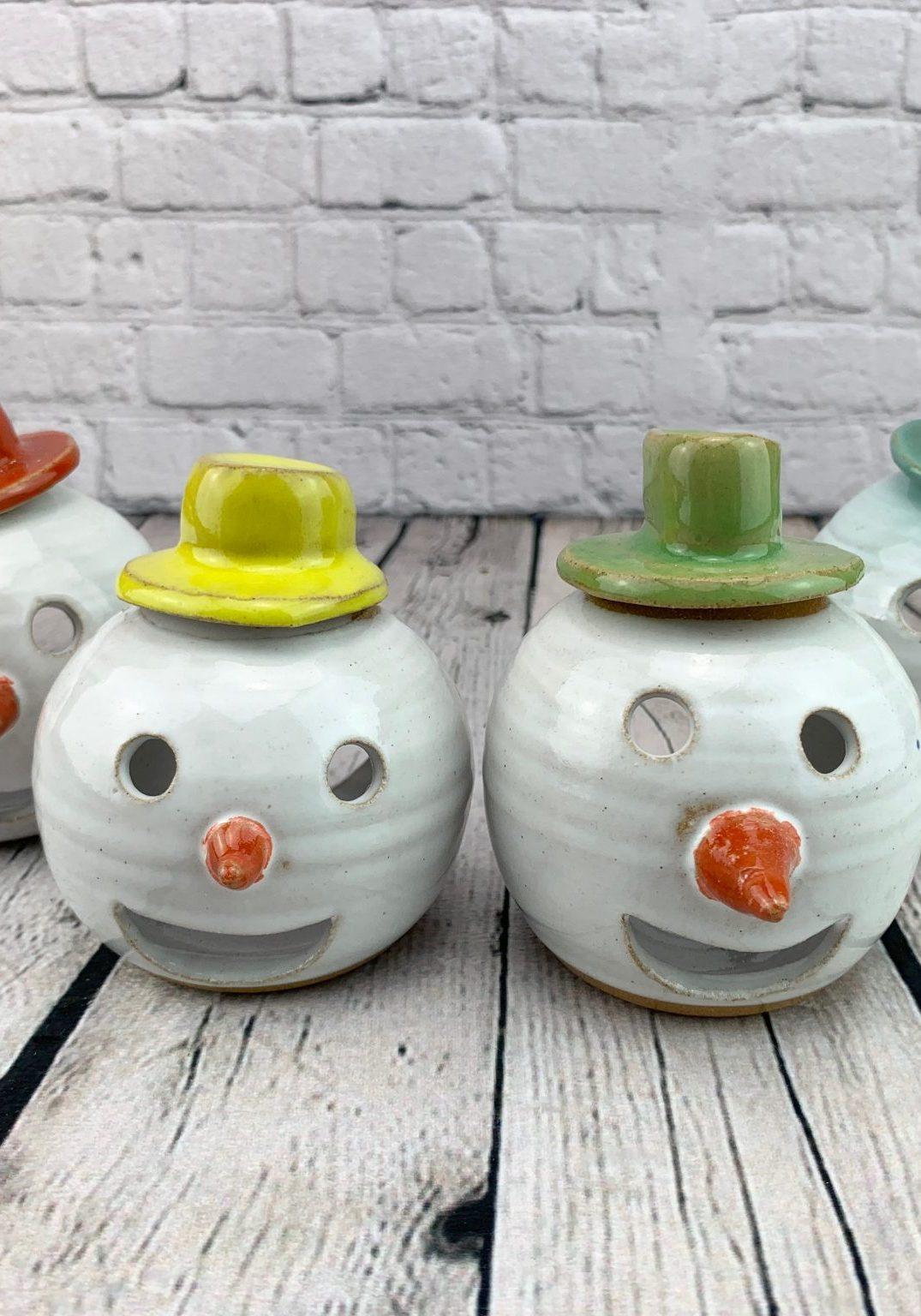 Snowmen Lantern
